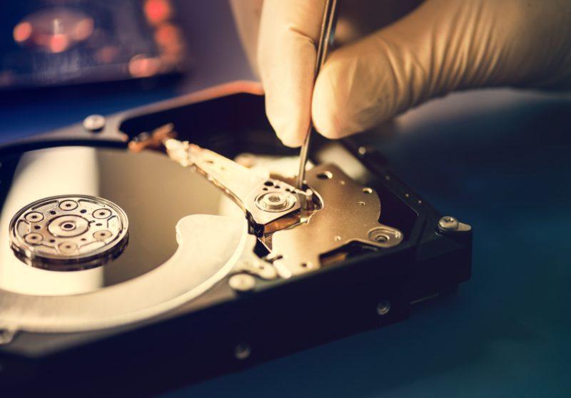 Verschlüsselung meiner Festplatte, mein Nutzen und die Durchführung