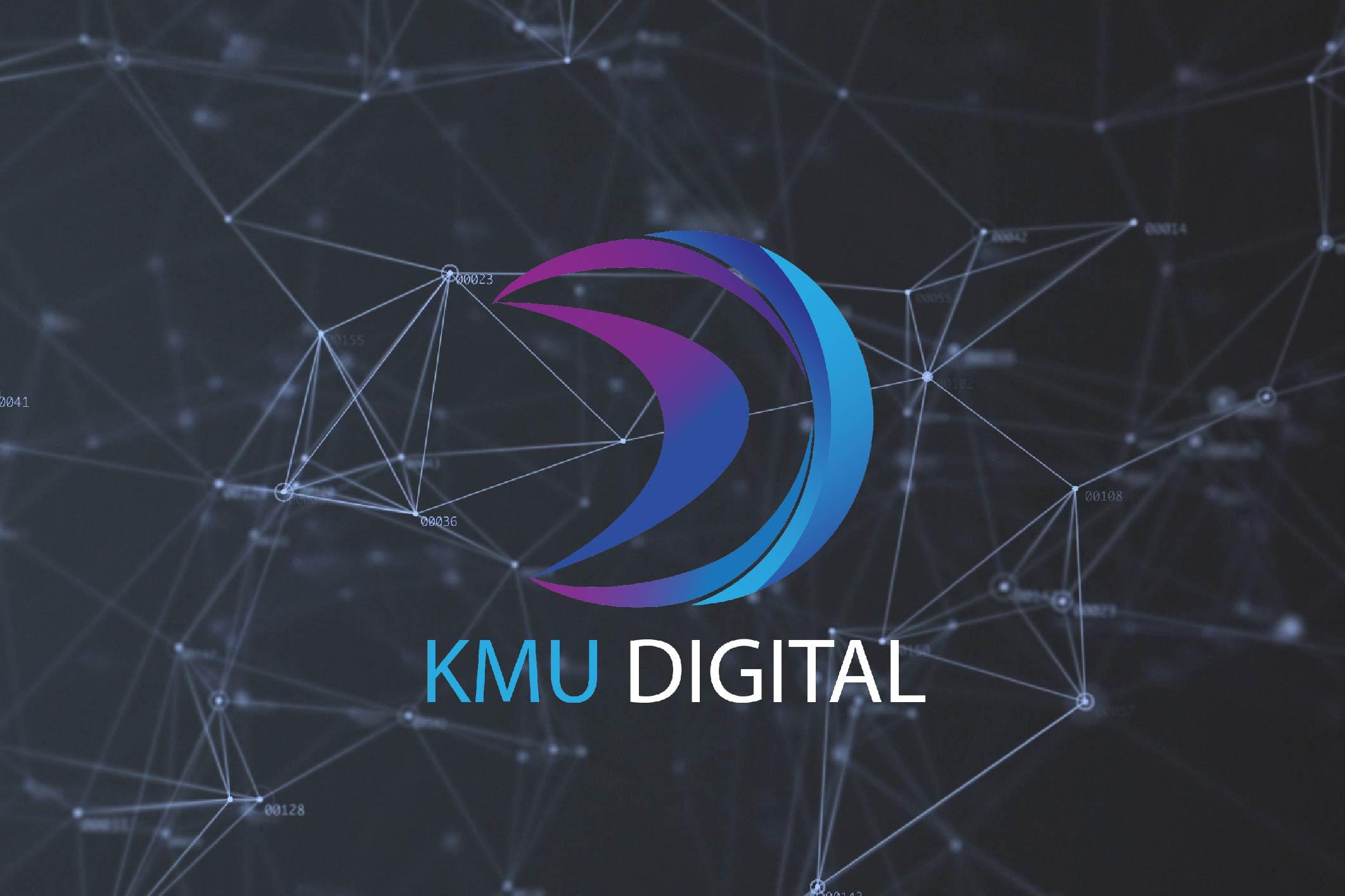 KMU Digital 2.0 Logo