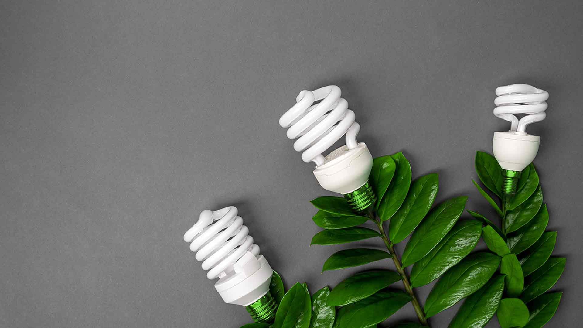 LED Pflanze
