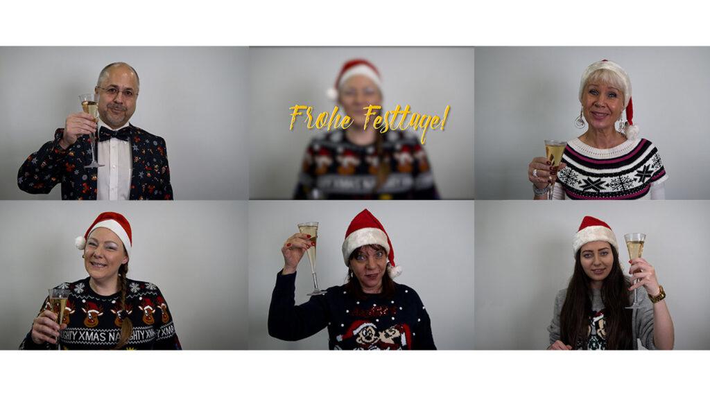 2020 Dezember Weihnachts-Newsletter