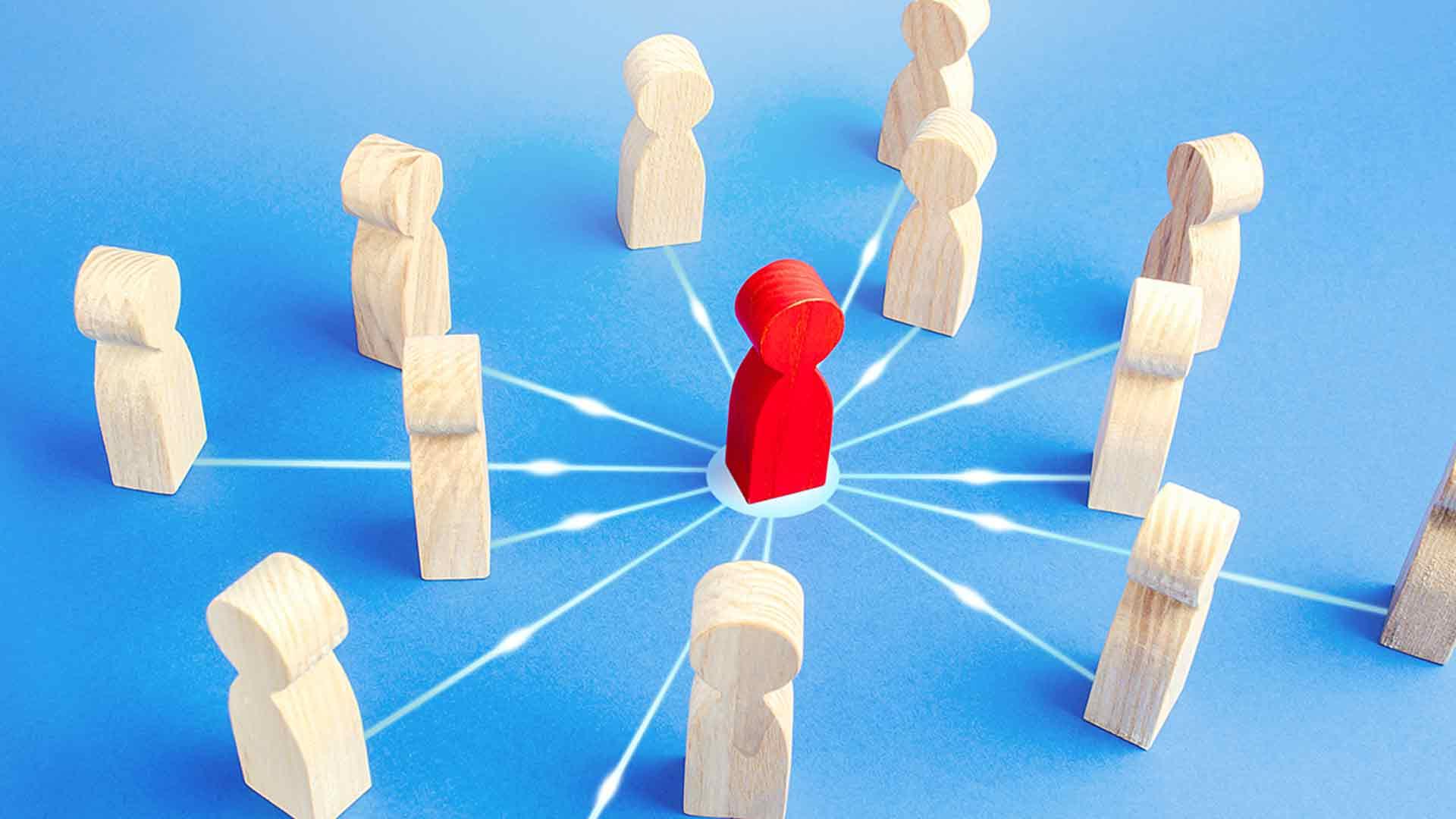 Kooperation Netzwerk