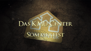 KMU Center Sommerfest 2017 Eventbild