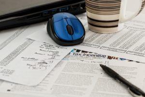 Steuererleichterung