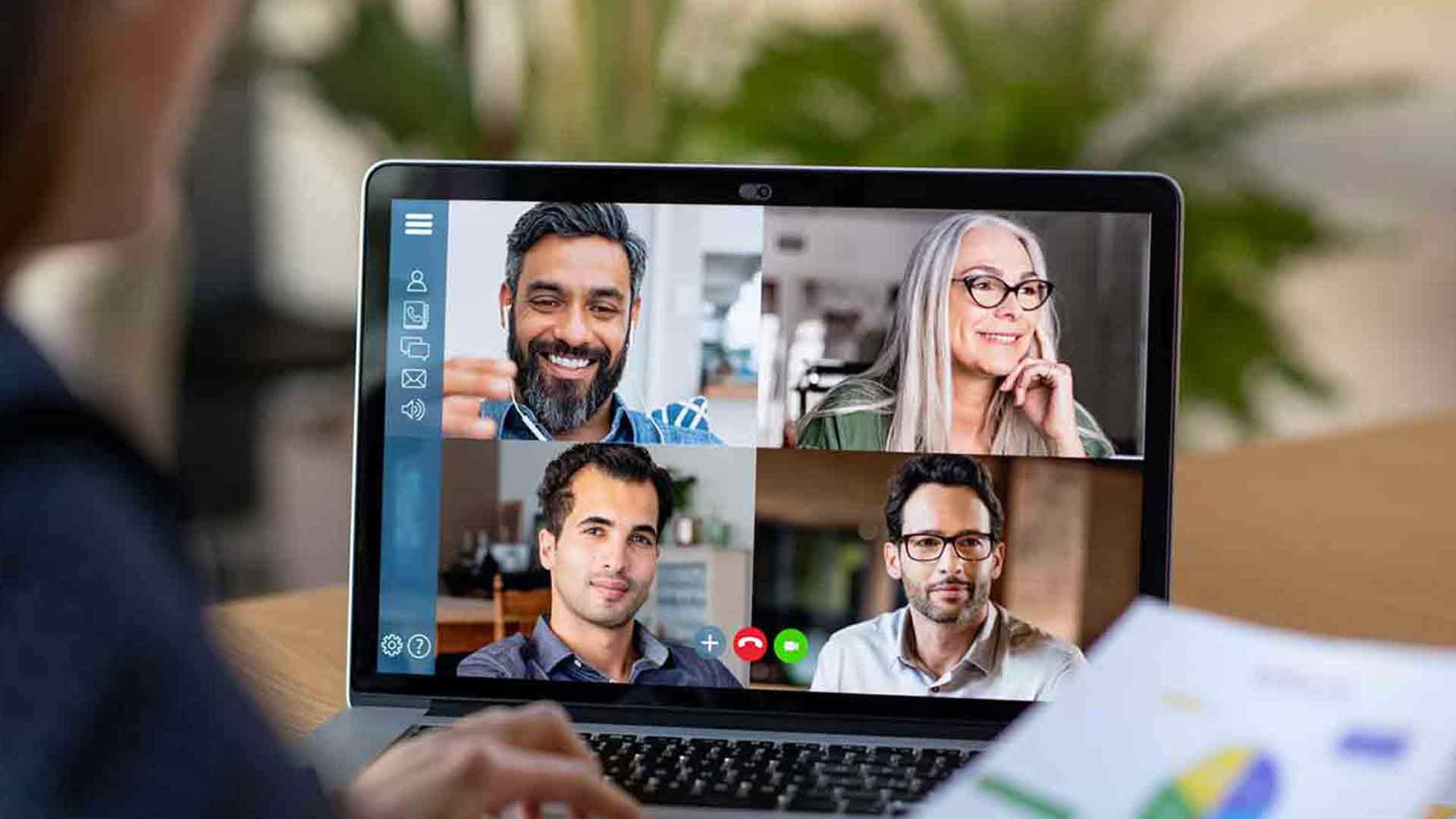 Video-Chats für die Business-Kommunikation!
