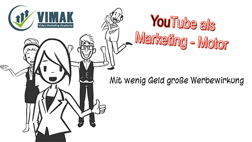 YouTube als Marketing Motor Seminarbild