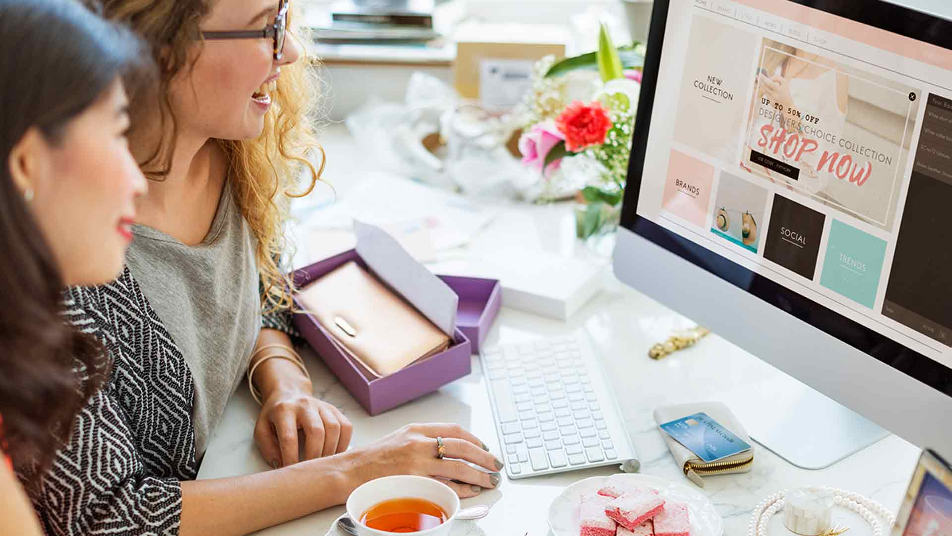 Online Shopping per PC