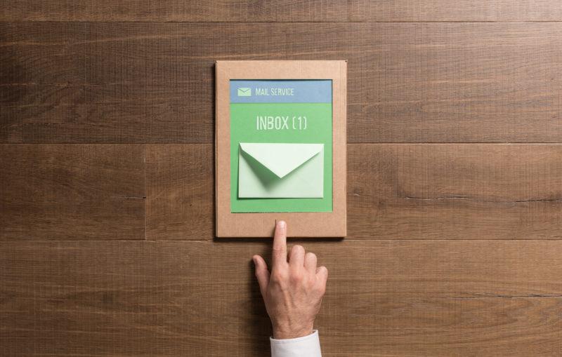 Mail Inbox 1