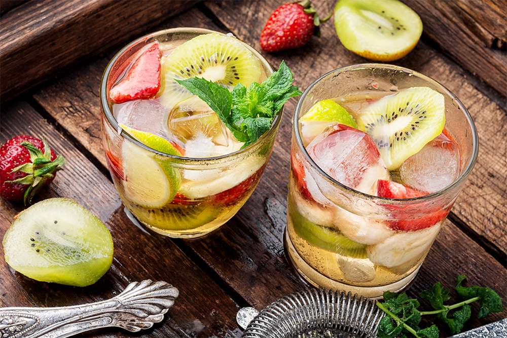 iced summer drinks 2021