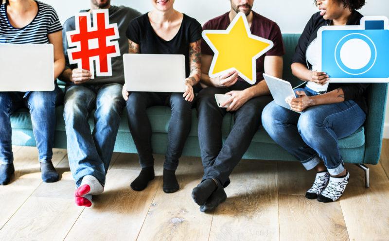 Social Media Marketing Emojis